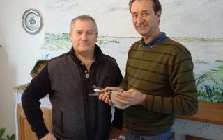 Philippe Bazille et Joost De Smeyter